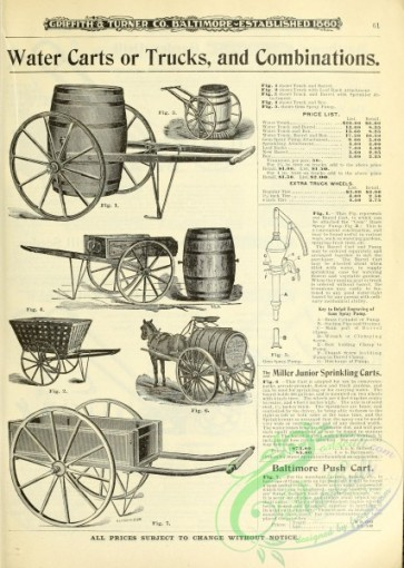 agricultural_implements-00083 - black-and-white Water Carts or Trucks