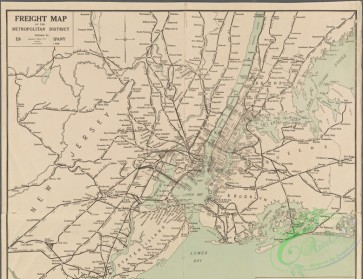 antique_maps-00917 - Freight map of the Metropolitan District