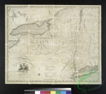 antique_maps-02963 - 1859-A map of the State of New York