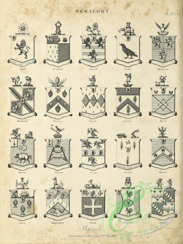 heraldry-00095 - black-and-white 095