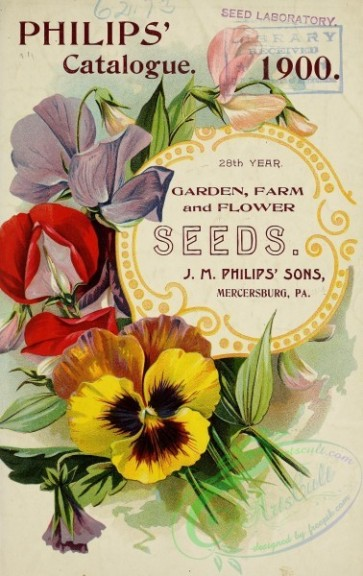 seeds_catalogs-03708 - 048-Sweet Pea, Pansies, Frame [2772x4395]