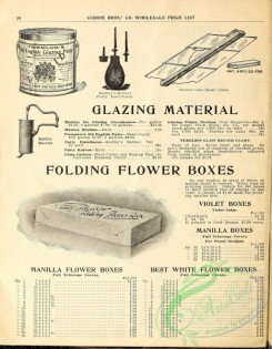 agricultural_implements-00016 - black-and-white Folding Flower boxes