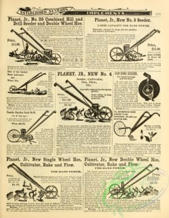 agricultural_implements-00026 - black-and-white Cultivator, Plow
