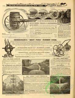 agricultural_implements-00035 - black-and-white Water Barrel Trucks and accessories