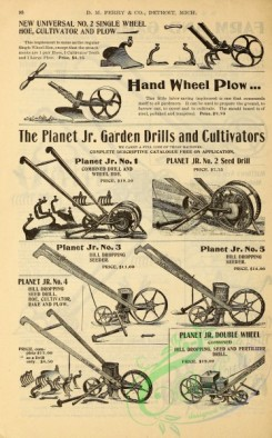 agricultural_implements-00063 - black-and-white Cultivator, Driil