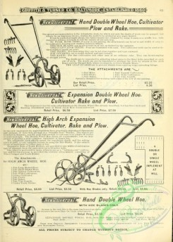 agricultural_implements-00072 - black-and-white Cultivator