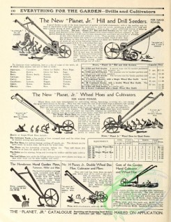 agricultural_implements-00085 - black-and-white Drill Seeders