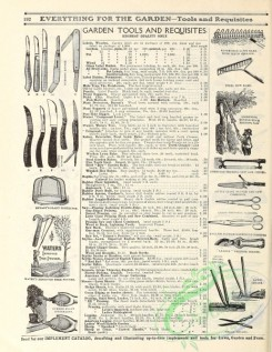 agricultural_implements-00086 - black-and-white Garden Tools and requisites, 2