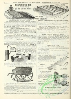 agricultural_implements-00102 - black-and-white Hand-cart, Cold Pit
