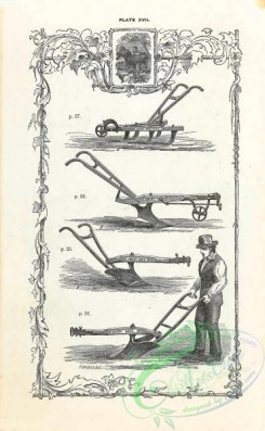 agricultural_implements-00178 - black-and-white Plow, 2