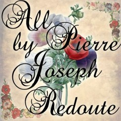 all by p j redoute