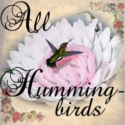 all hummingbirds