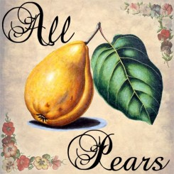 all pears