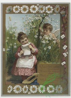 angels-00038 - 209-New Year cards and Valentines depicting flowers, birds, butterflies, angels, and young girls.104052 [1111x1533]