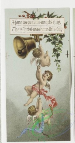 angels-00063 - 4-Christmas and New Year cards depicting cherubs and angels. .106282 [537x1011]