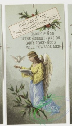angels-00064 - 4-Christmas and New Year cards depicting cherubs and angels. .106283 [566x992]