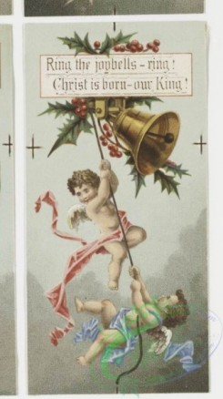 angels-00068 - 4-Christmas and New Year cards depicting cherubs and angels. .106287 [570x1015]