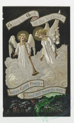 angels-00126 - 95-Christmas and New Year cards depicting biblical scenes, children, angels and flowers.108386 [823x1362]