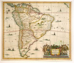 antique_maps-00011 - Antique Map Janssonius South America HR [2622x2230]
