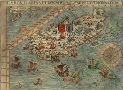 antique_maps-00015 - a Olaus Magnus Map of Scandinavia 1539 [1661x1215]