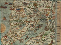 antique_maps-00069 - f Olaus Magnus Map of Scandinavia 1539-2 [1665x1243]