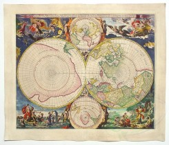 antique_maps-00138 - Mortier 1720 North and South Pole [1835x1574]
