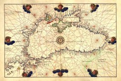 antique_maps-00226 - 1544_Battista_Agnese_map_of_the_Black_Sea [3757x2537]