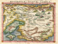 antique_maps-00233 - 1574_Ruscelli_Map_of_Russia_(Muscovy)_and_Ukraine - Geographicus - Moschovia-porcacchi-1572 [3016x2304]
