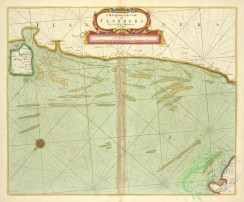 antique_maps-00512 - A description of the coast FLANDERS from the Island Walcheren to Calice.txt