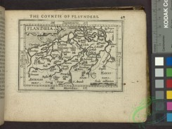 antique_maps-00905 - Flandria.Additional The Countie of Flaunders