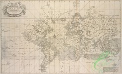 antique_maps-01473 - New and Correct map of the world, according to Mr. Wright