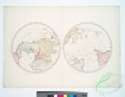 antique_maps-01532 - Northern Hemisphere , Southern Hemisphere