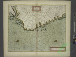 antique_maps-01699 - The coast of NORWAY from Bergen to the High Land of Horrel