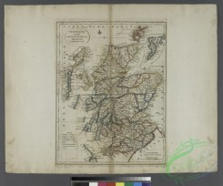 antique_maps-01758 - Scotland with the principal roads, from the best authorities
