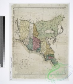 antique_maps-02021 - An accurate map of the United States of America  -  according to the Treaty of Peace of 1783