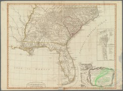 antique_maps-02183 - A new and general map of the southern dominions belonging to the United States of America