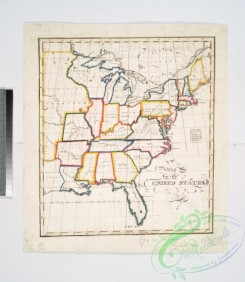 antique_maps-02411 - Map of the United States, 2