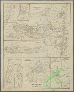 antique_maps-02701 - 0293-L.A.W. road maps of New York Division