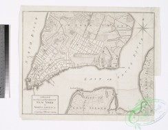 antique_maps-02750 - 0811-A Plan of the city and environs of New York in North America