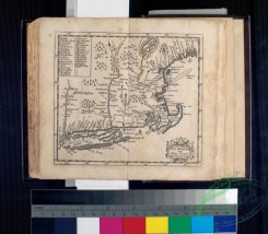 antique_maps-02895 - 1428-A new map of New England and New York
