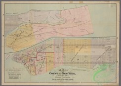 antique_maps-03234 - 3168-Map of the County of New York  -  showing the School Districts and the locality of the Public Schools, 1877