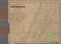 antique_maps-03456 - 3941-Rand, McNally & Co.'s map of New York City, Brooklyn, Jersey City and vicinityAdditional Map of New York City, Brooklyn, Jersey City and vicinity