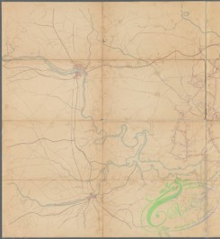 antique_maps-03574 - 4303-Map showing the approaches to Richmond and Petersburg Va. via York and James Rivers