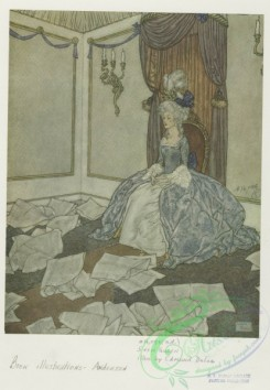 childrens_books-01350 - 035-She has read all the newspapers in the world, and forgotten them again, so clever is she,Additional The Snow Queen