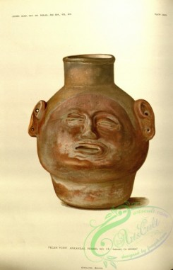 crockery-00037 - Head bottle