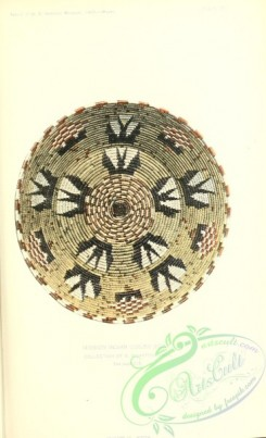crockery-00065 - 009-Mission Indian Coiled Bowl