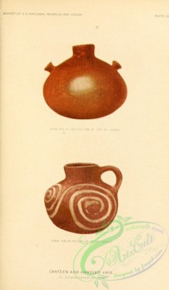 crockery-00100 - 006-Canteen and Handled Vase