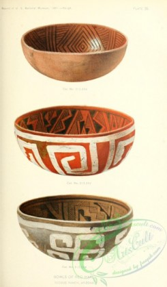 crockery-00101 - 007-Bowls of Red Ware