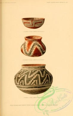 crockery-00198 - 032-Food Bowls and vases from Pueblo Viejo