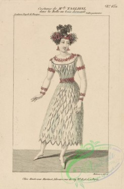 dances-00479 - 0354-Costume de Melle, Taglioni, dans La belle au bois dormant, ballet pantomime, Academie royale de musiqueAdditional Sleeping beauty